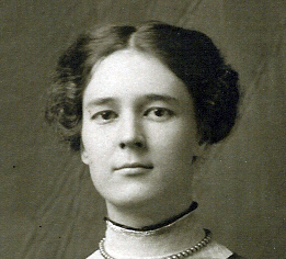 Portrait of Grace Stevenson
